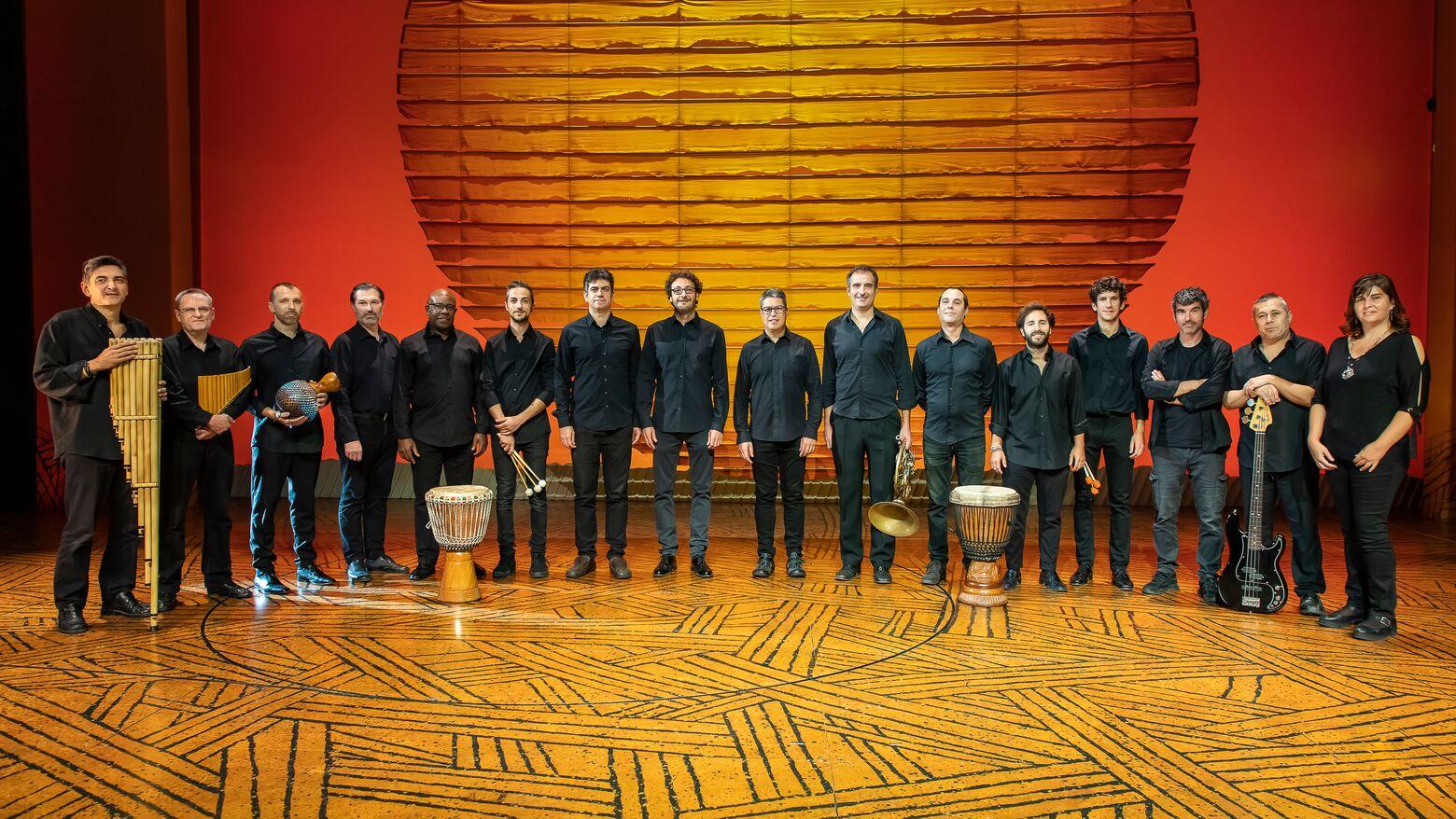 Orquesta El Rey Leon el musical